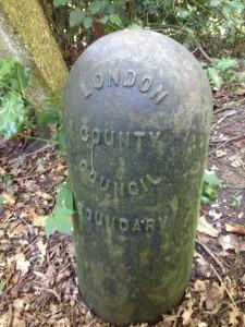 LCC boundary stone