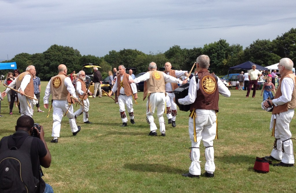 The Blackheath Morrismen