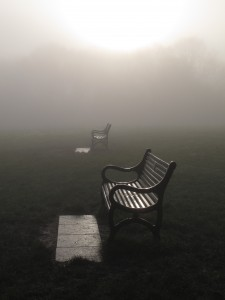 two-benches