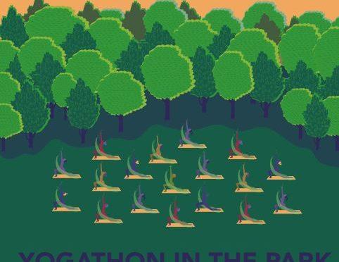 Yogathon – Sunday 9 September 10.30am