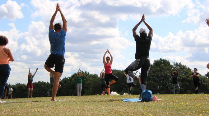 Iyengar Yoga In Action for Black Minds Matter