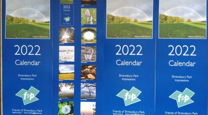 2022 CALENDARS NOW ON SALE